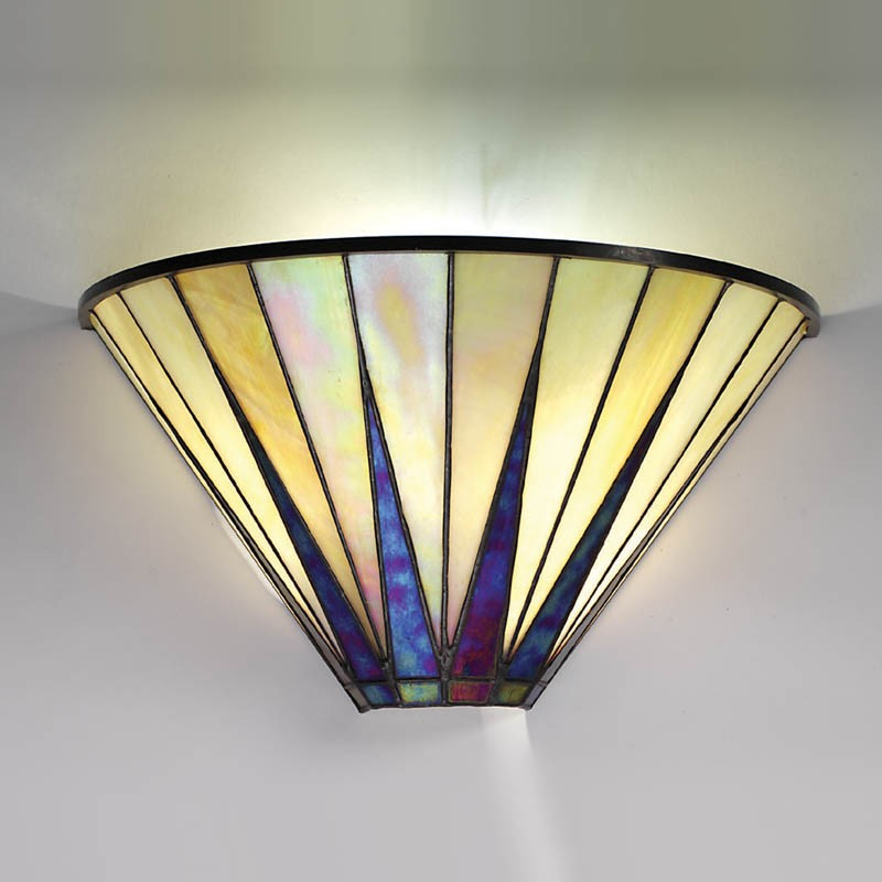 Art Deco Wall Sconce Light Fixtures : Art Deco Wall Lights Available From Angelo s in North London K