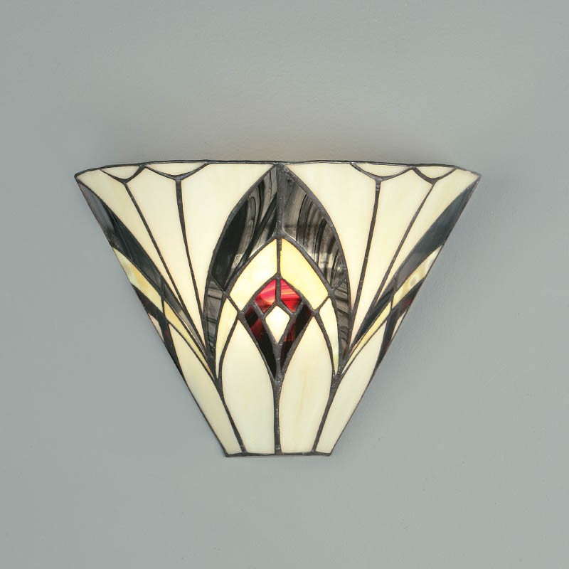 Art Deco Wall Lights : Art deco wall lights available from angelo s in north