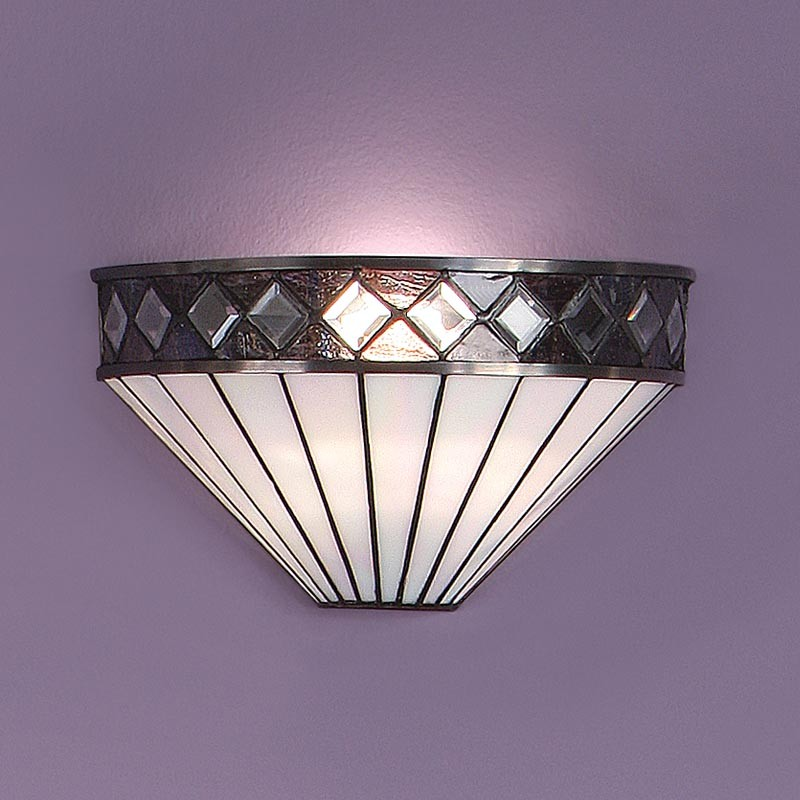 Bathroom Wall Light Fixtures Uk art deco wall light - shenra