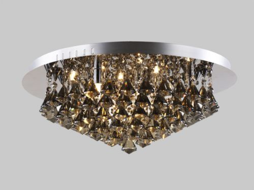 Flush fitting crystal chandeliers london angelos lighting click here for product information aloadofball Gallery