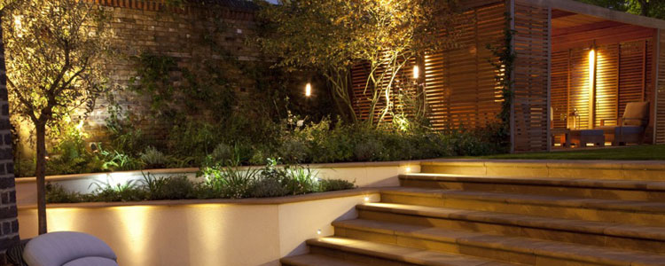 Garden lighting outdoor light fixtures path lights how to create a beautiful outdoor space with garden lighting aloadofball Gallery