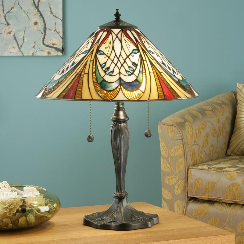Tiffany lighting london table lamps wall lights pendant light click here for product information aloadofball Images
