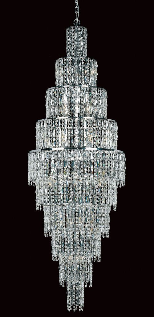 Staircase crystal chandeliers london angelos lighting turnpike lane n8 click here for product information aloadofball Image collections