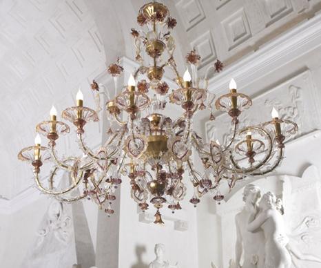 Venetian Chandeliers London Glass Chandeliers Crystal